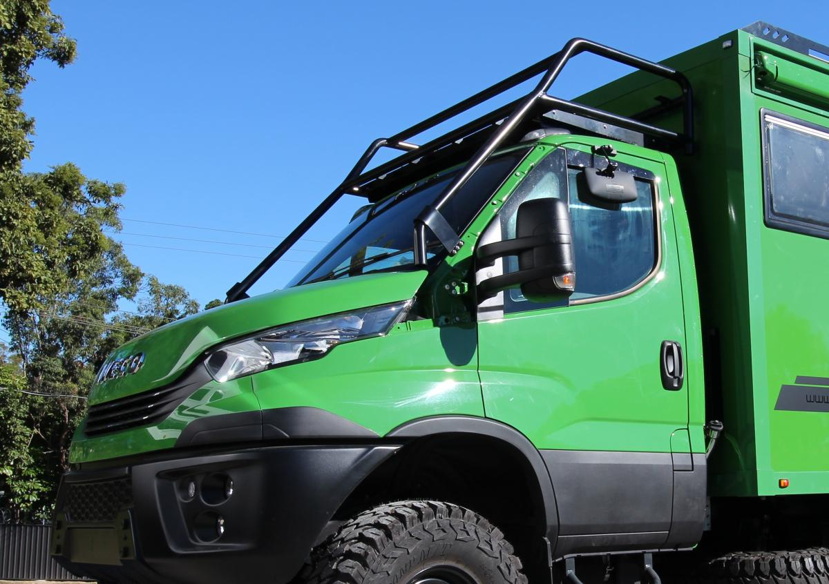 Iveco Daily 4x4 Camper Slrv Expedition Vehicles